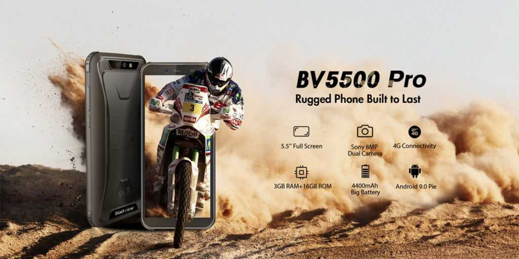 Blackview BV5500 Pro rugged smartphone review