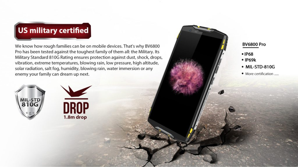 """""""Blackview BV6800 Pro Rugged Smartphone Review in 2019"""" is locked Blackview BV6800 Pro Rugged Smartphone Review"""