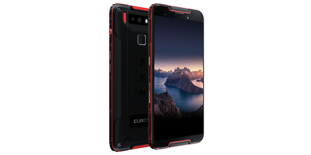 CUBOT Quest rugged smartphone